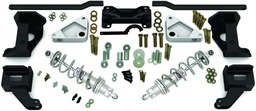 1963-1977 Corvette Shark Bite Rear Coil Over Conversion Kit with Double Adjustable Shocks