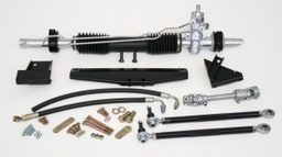1964-1970 Mustang Steeroids Rack & Pinion Conversion Kit, Reuse Stock Column, Power Steering